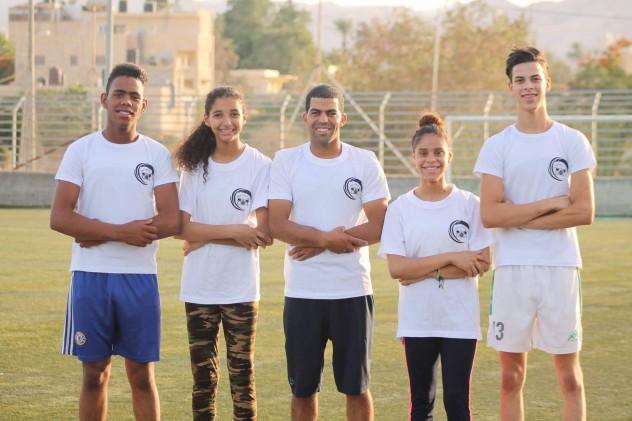 Gli atleti