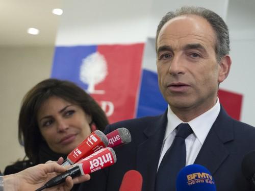 Il presidente dell'Ump, Jean-François Copé