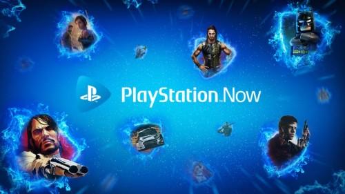 Un lancio pubblicitario di Playstation Now, arrivata da poco in Italia con alterne fortune