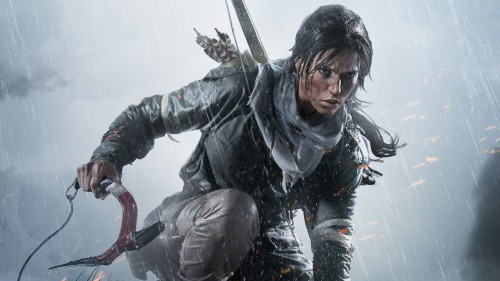 Rise of the Tomb Raider è uno dei titoli disponibili su Tim Games