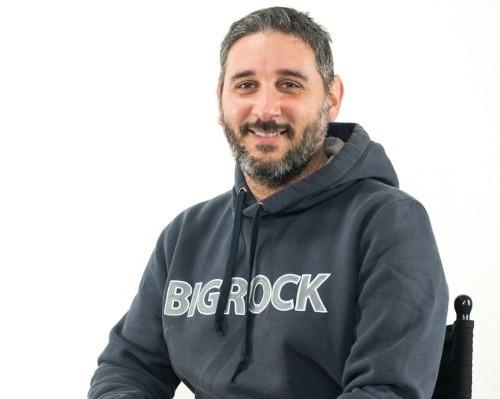 Marco Savini, fondatore di BigRock