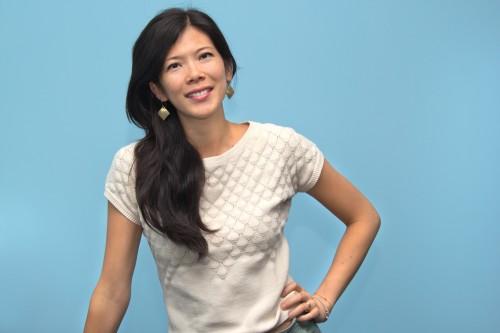 (Silvia Wang è tra le più giovani e promettenti startupper italiane)