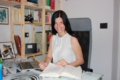 (Silvia Ronchiadin, 33 anni, si occupa di data analysis finanziaria)