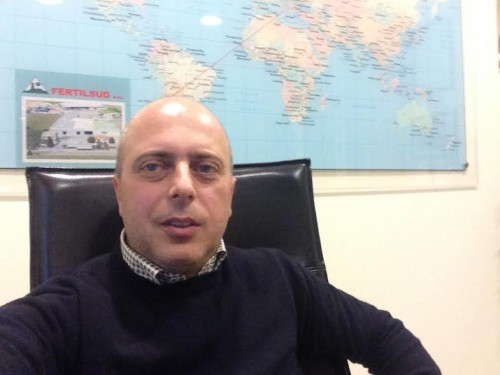 Michele Rinaldi, amministratore delegato Fertilsud