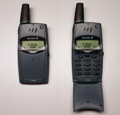 (Uno dei prodotti più noti di Ericsson alla fine degli anni Novanta)