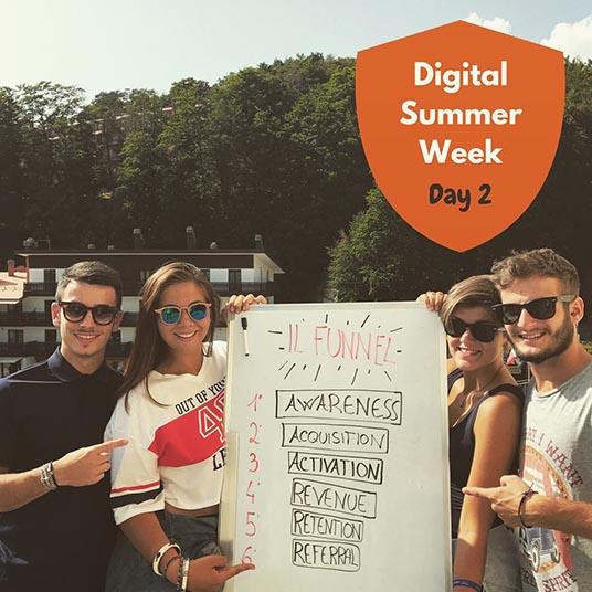 Digital Summer Week Day 2