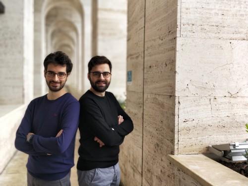 (Da sinistra Michele e Pasquale Longo, fondatori di PowaHome)
