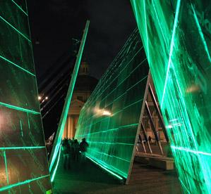 Future City, installation view