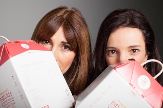 Francesca Pezzotta e Chiara Rota, socie di My cooking box.
