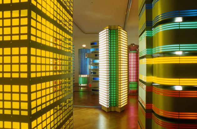 installation view, Studio Guenzani