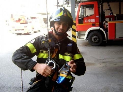 Giorgio pompiere