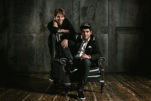 Paolo Cartago e Jacopo Sarno