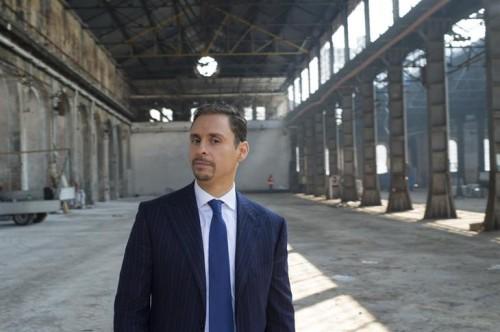 (Massimo Lapucci all'indomani della nomina come DG OGR e segretario generale della Fondazione CRT - foto credits Vita.it)