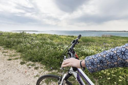 3. Ciclotrekking tra gli ulivi e il mare nella Riserva Naturale Torre Guaceto