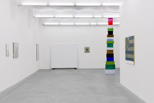 Guerre Pace, 2015, exhibition view, SpazioA, Pistoia