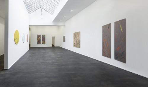 Terrasanta Relief, Plutschow Gallery, Zurigo (2015)