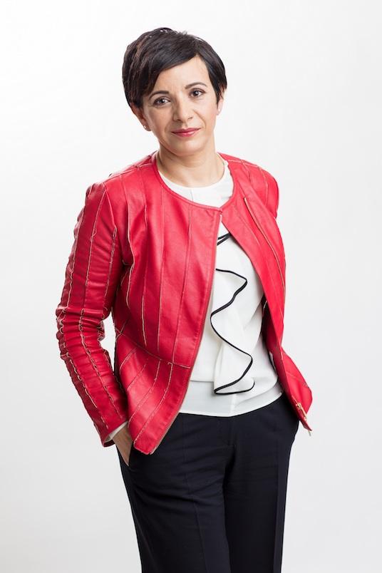Lucia Sciacca, Direttore Comunicazione e Social Responsibility di Generali Italia