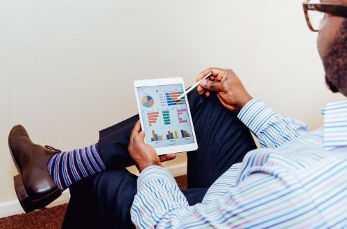 (Saper leggere i i big data è la nuova frontiera della competitività - Foto di Adeolu Eletu via Unsplash)