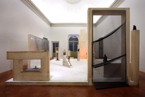 quarantottometriquadri front courtesy l'artista e A Palazzo gallery