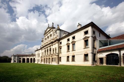 (Villa Valmarana Morosini la sede di CUOA in provincia di Vicenza)