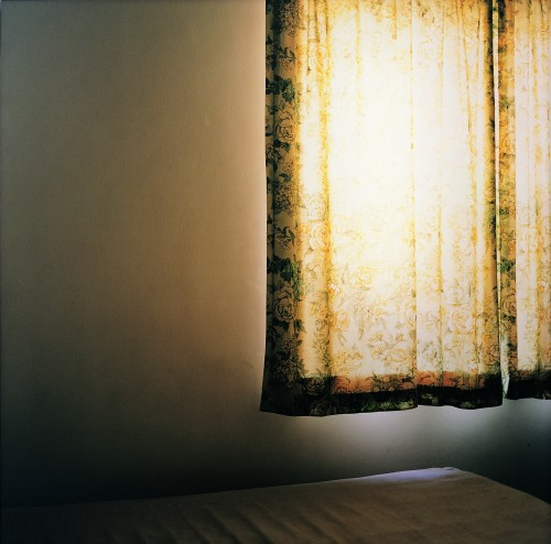Elisa Sighicelli, Curtain, 1997