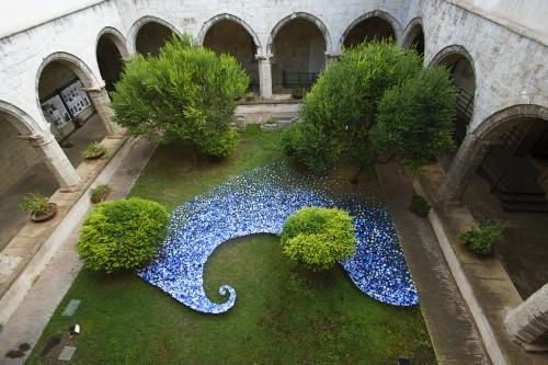 1 SandCloud By Micaela Lattanzio Ex Convento San Domenico Taranto