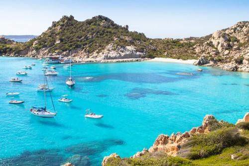 Cala Corsara, Arcipelago della Maddalena - Sardegna