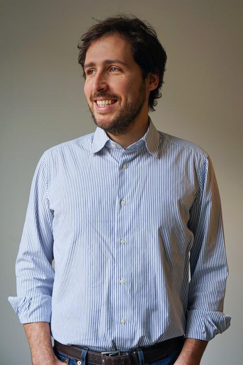 Francesco Giberti, founder Babaco Market