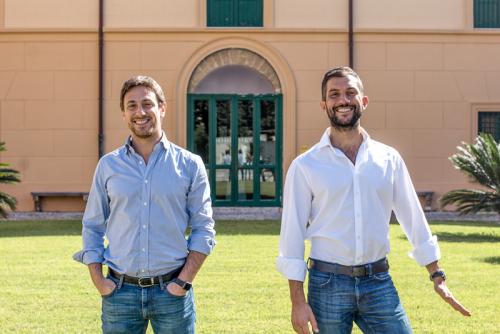 Da sin, Daniele Rotolo e Marco Imperato