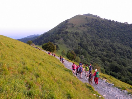 Monte Palanzone. Passaggio Chiave, ALPITEAM