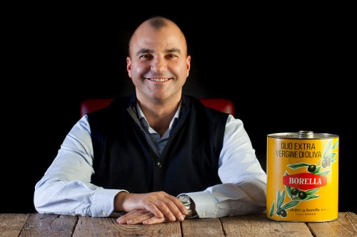 Fausto Borella, maestro ed esperto d'olio extravergine