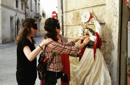 Cartapesta al buio - Lecce