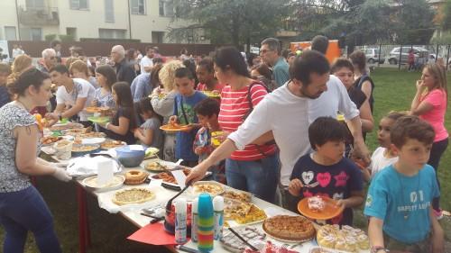 Cena multietnica a Piacenza