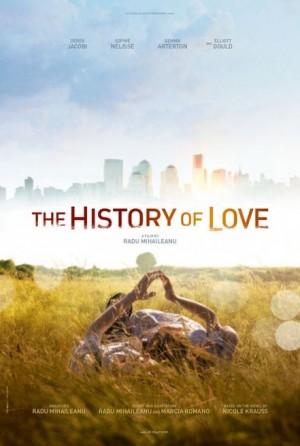 La locandina internazionale di La storia dell'amore (2016) di Radu Mihaileanu