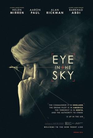 La locandina di Il diritto di uccidere - Eye in the Sky (2015) di Gavin Hood