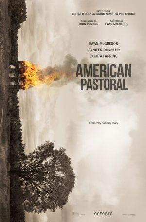 La locandina di American Pastoral (2016) di Ewan McGregor