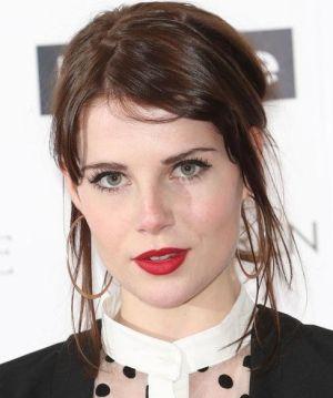 Lucy Boynton (22 anni), attrice angloamericana