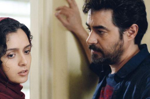 Taraneh Alidoosti (32 anni) e Shahab Hosseini (42) ne Il cliente (2016) di Asghar Fahradi