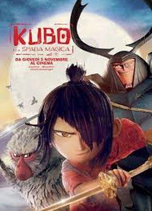 La locandina italiana di Kubo e la spada magica (2016) di Travis Knight