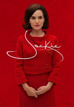 La locandina di Jackie (2016) di Pablo Larraín