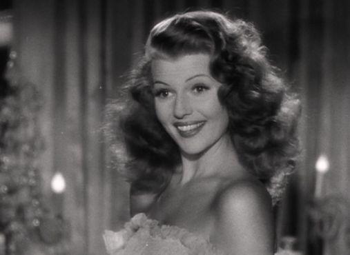 Rita Hayworth a 27 anni, protagonista di Gilda (1946) di Charles Vidor