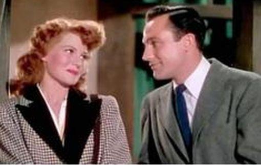Rita Hayworth a 25 anni con Gene Kelly in Fascino (1944) di Charles Vidor