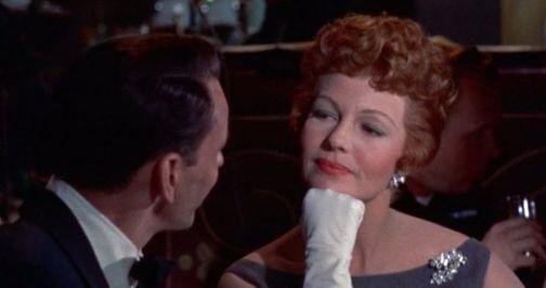 Rita Hayworth 38enne con Frank Sinatra in Pal Joey (1957) di George Sidney