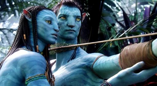 Un'immagine di Avatar (2009) di James Cameron, primo grande successo in 3D ai botteghini di tutto il mondo