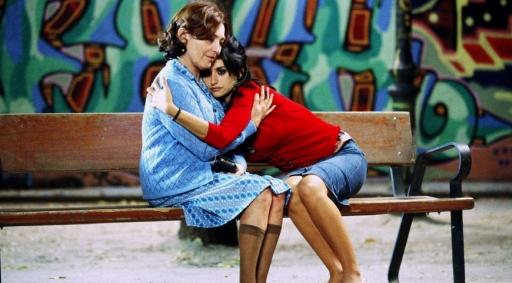 Carmen Maura e Penélope Cruz madre e figlia in Volver (2006) di Pedro Almodovar