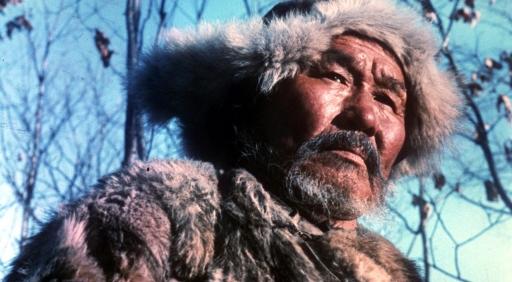 Maksim Munzuk è Dersu Uzala nel film omonimo (1975) di Akira Kurosawa