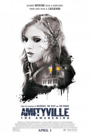 La locandina originale di Amityville: The Awakening (2017) di Franck Khalfoun