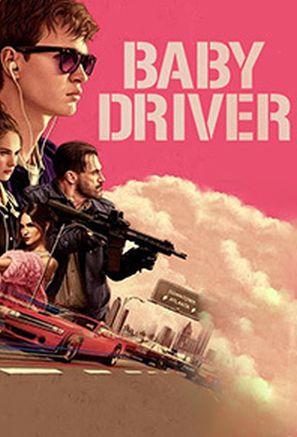 La locandina di Baby Driver - Il genio della fuga (2017) di Edgar Wright