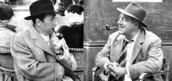 Simenon e Gabin