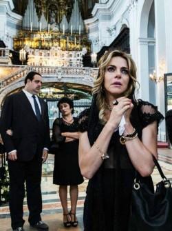 Claudia Gerini, Ammore e malavita